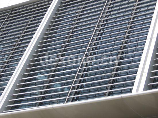 Aerowing Sun Louvers Dx Aw375 Sun Louvers Metal Ceiling