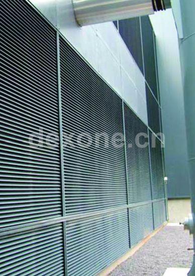 Celoscreen Sun Louvers Dx Cs23 40 Sun Louvers Metal