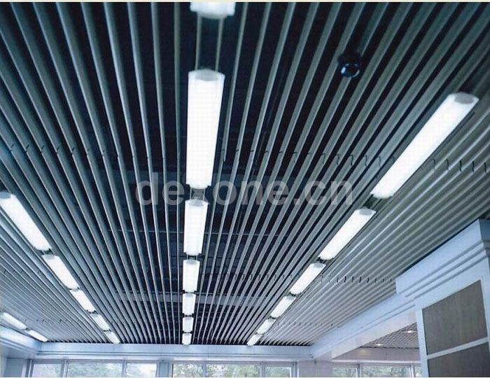Screen Metal Ceiling Sun Louvers Metal Ceiling Acoustic